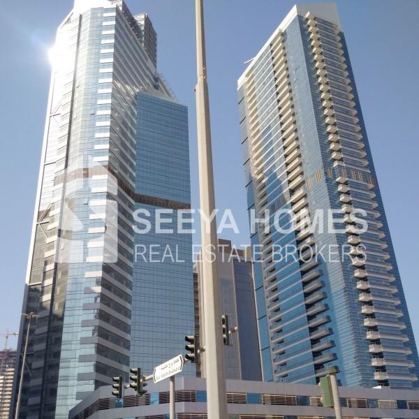 Shell & Core | Burj Khalifa view|Business Bay