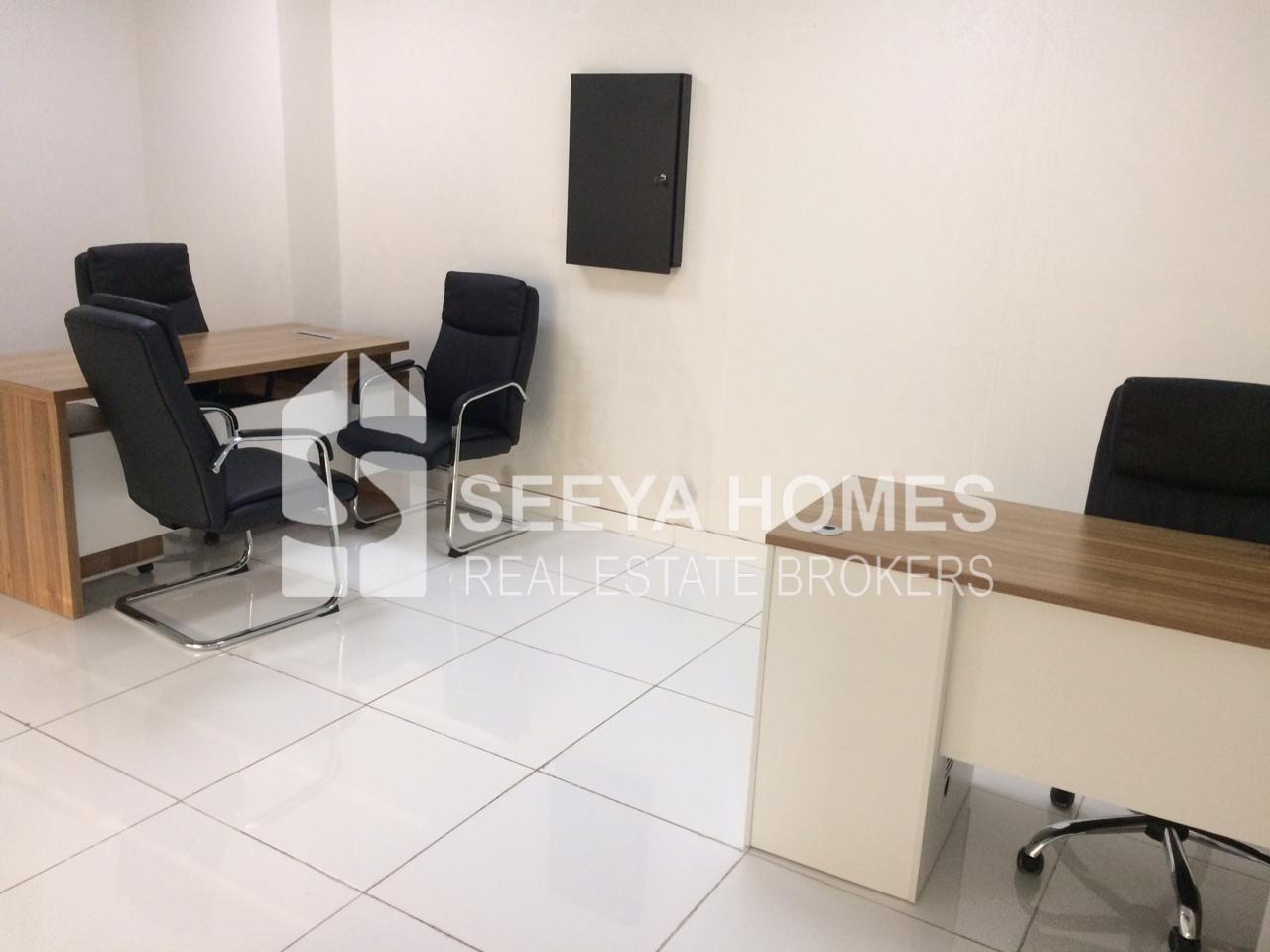 Business Center, Office Space & Desk
