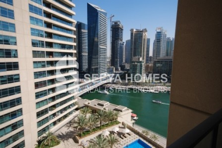 Cozy Unfurnished One Bed for Rent in Al sahab 2