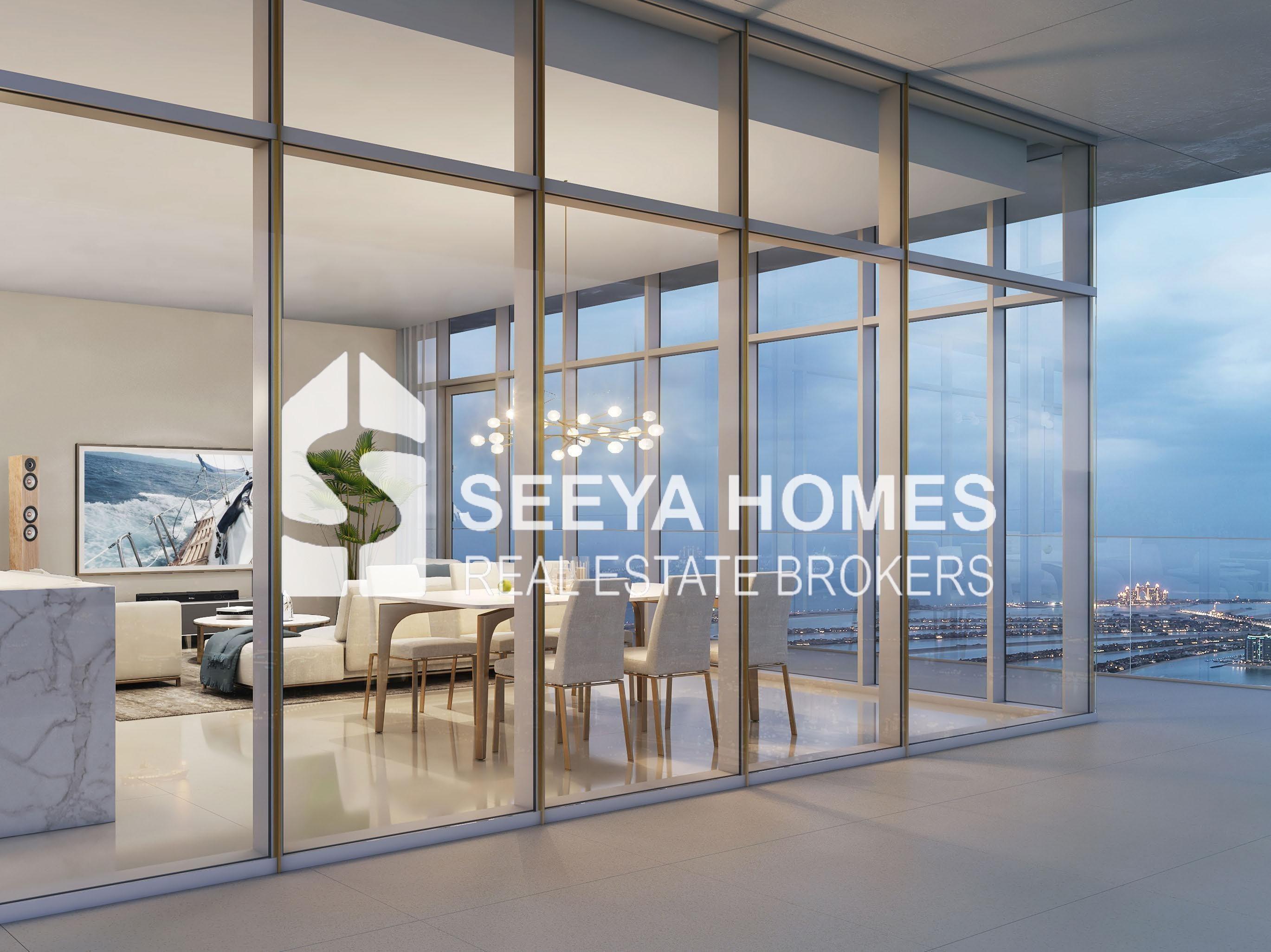 Luxury Beachside Haven l 1 BR Apartment | EMAAR | Beach Vista Towers