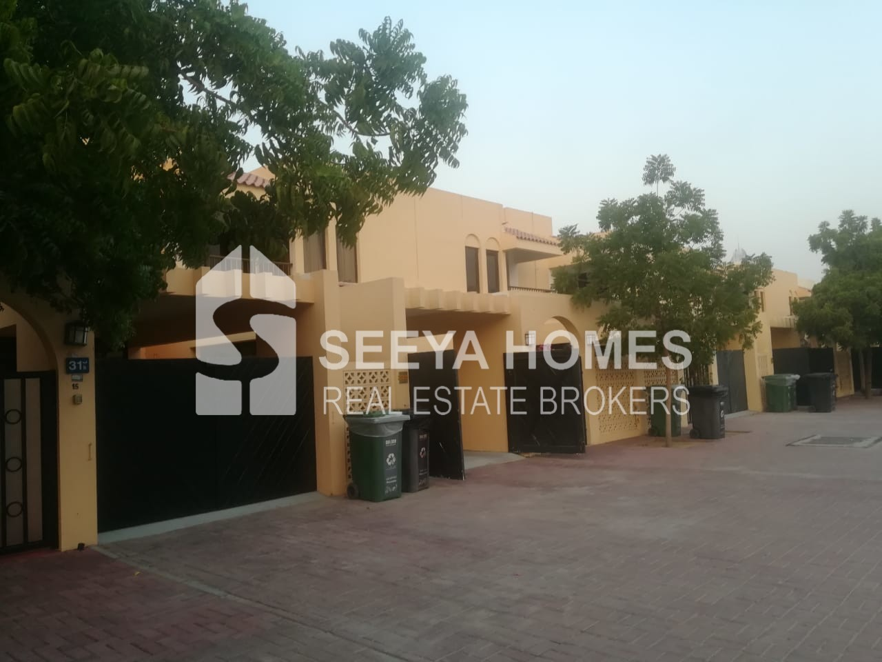 4 Bedroom Villa | Jumeirah One | Beautiful Garden