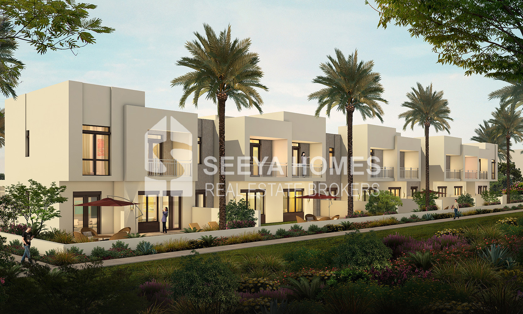 Spacious Living   3 BR + Maid   Townhouses