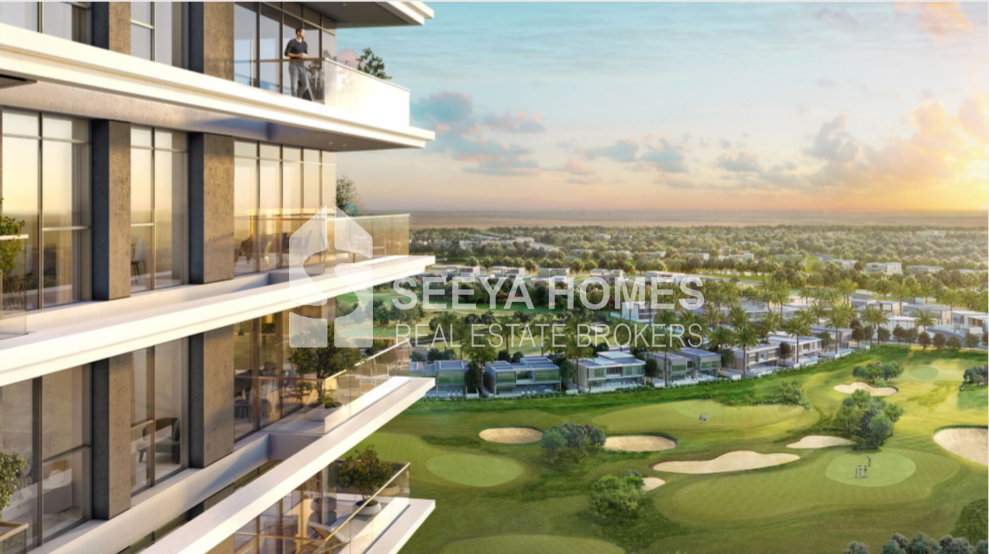 New Launch Golf suites at Dubai Hills by Emaar