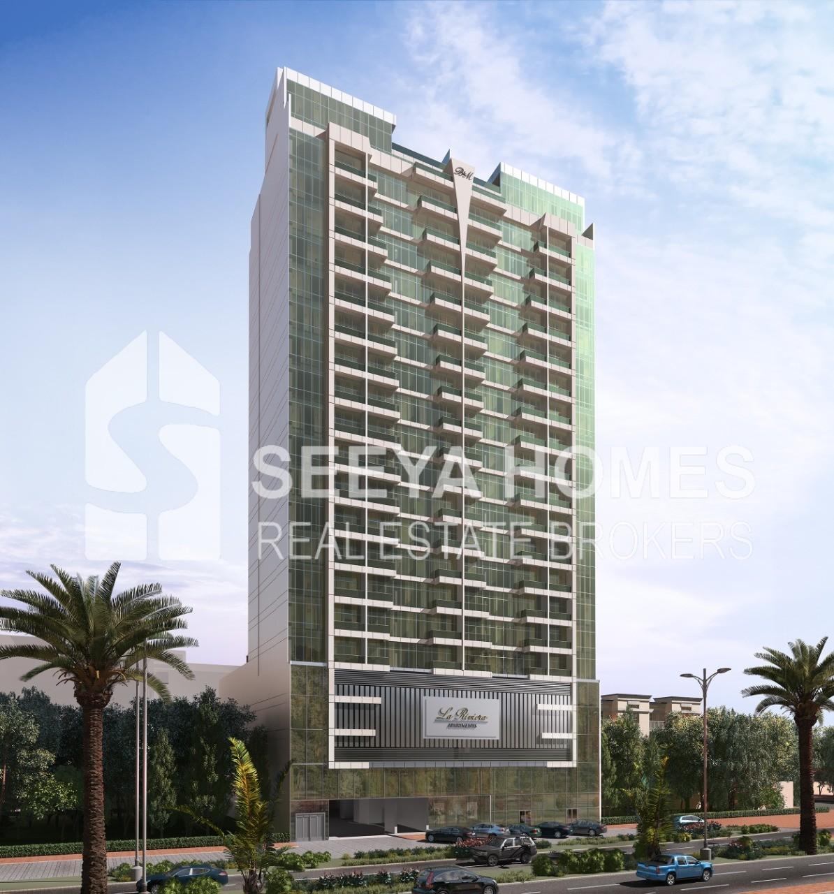 Live in Style   La Riviera   1,2,3 &4BR Apartment