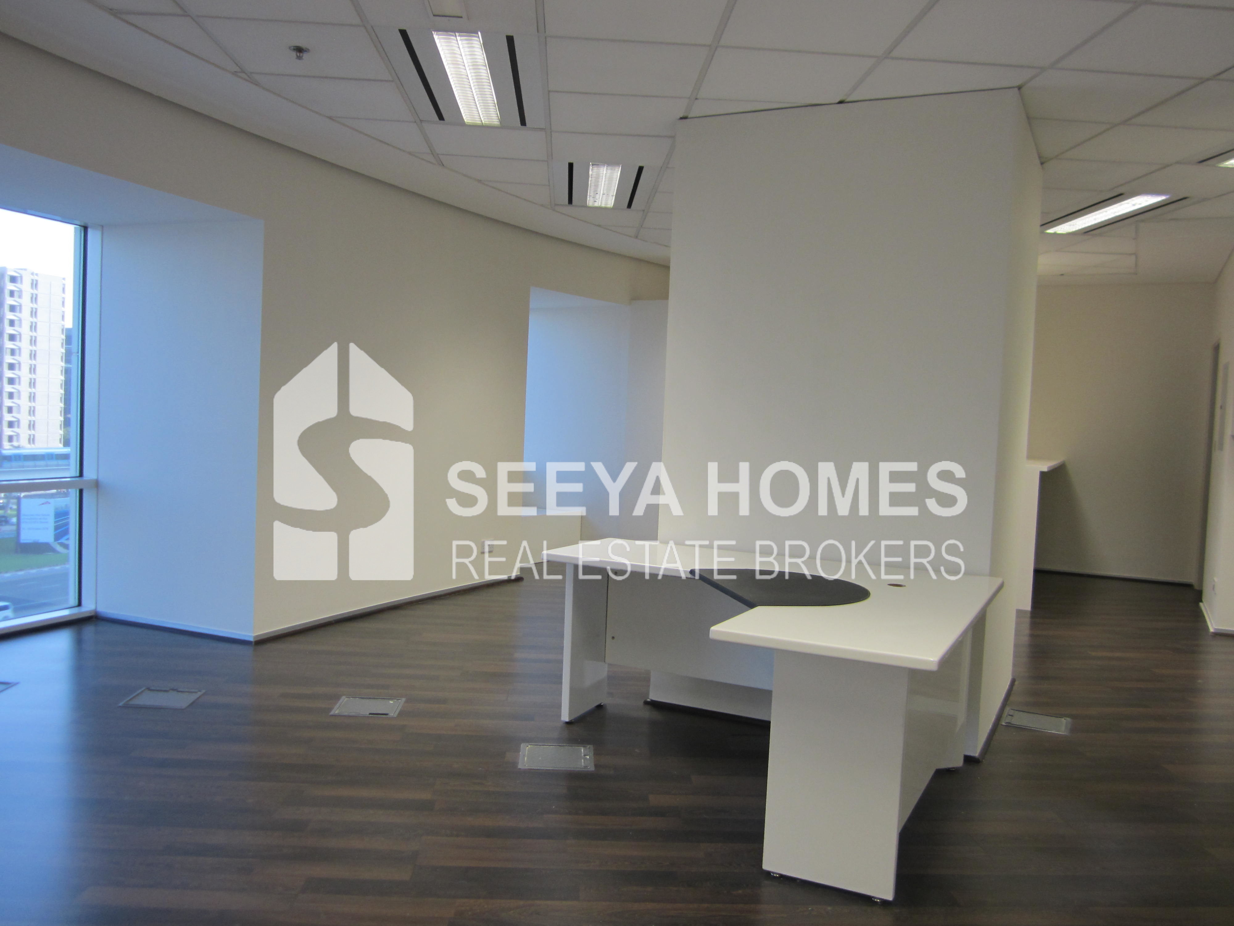 Fitted Office Space for Rent | City View