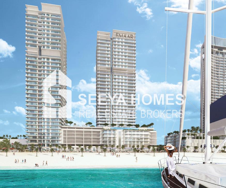 Luxurious 1 BR Apartment | EMAAR | Beach Vista