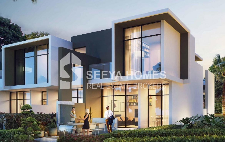 Sahara Villas | 3 BR | Premium Arabic Style