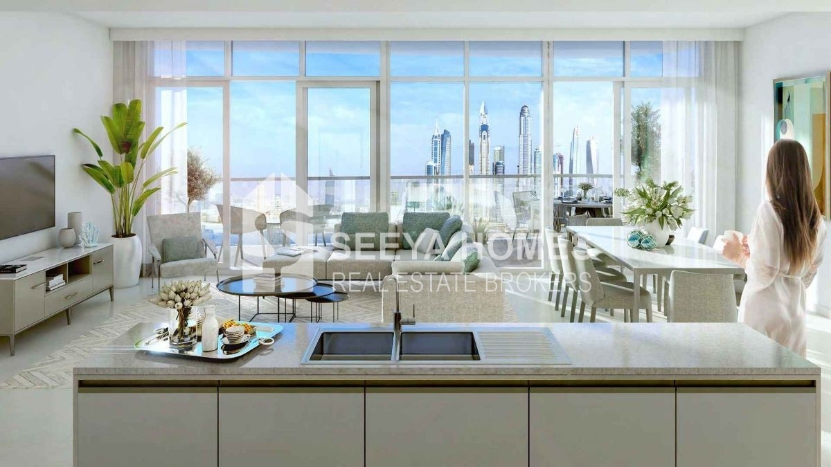 Luxurious 2 Bedroom Apartment in Marina