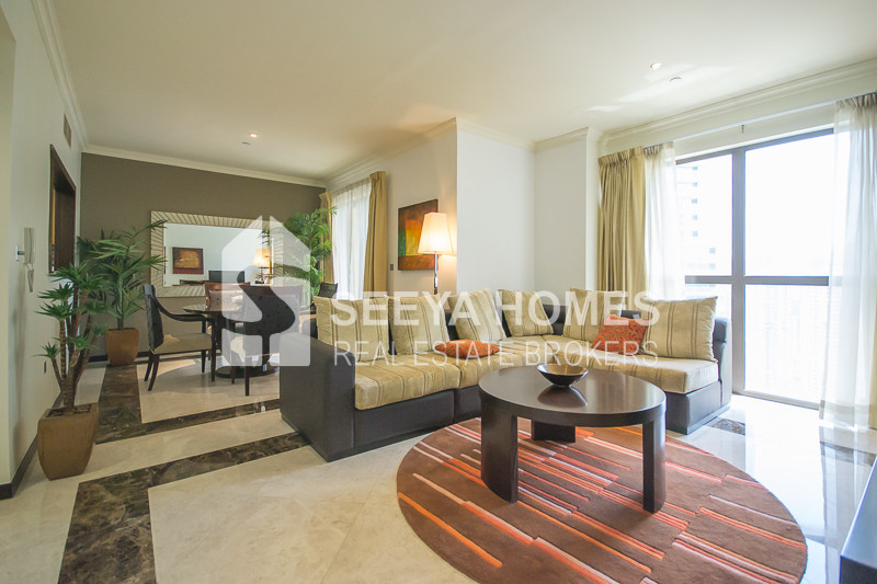 4 Bedroom with Palm and Marin View Apartments