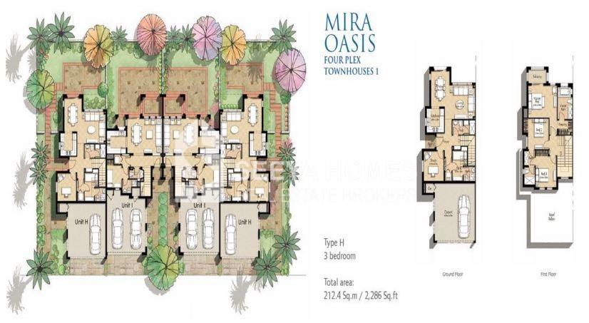 HOT HOT DEAL! Mira Oasis 3 BR Villa for Sale