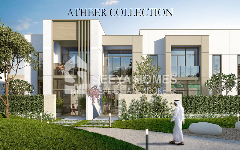 BOOK your Dream home with EMAAR in just 1.34 M