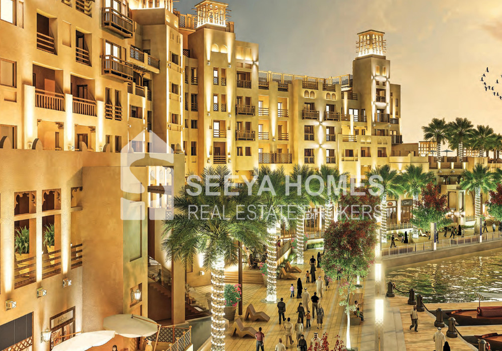 Manazel Al Khor-  Luxuries Apartments on Dubai Creek