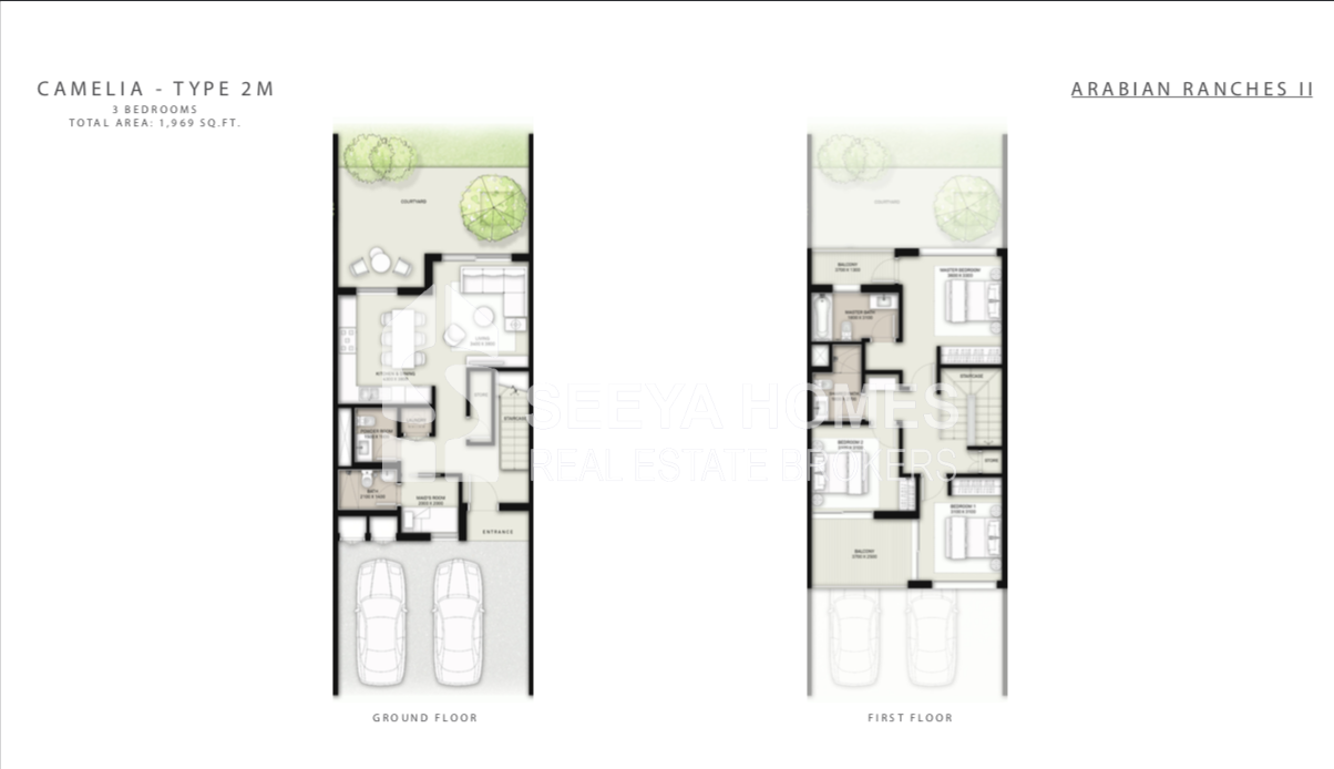 3 & 4 BR Townhouses with 3 yrs payment plan
