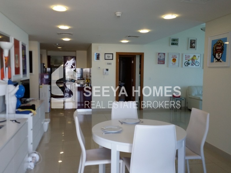 Breathtaking Sea & Palm View | 3 BR + Maid Apartment for Sale