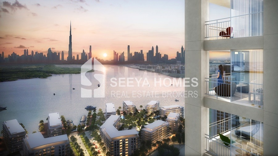 Luxurious Lifestyle With Captivating Views Emaar