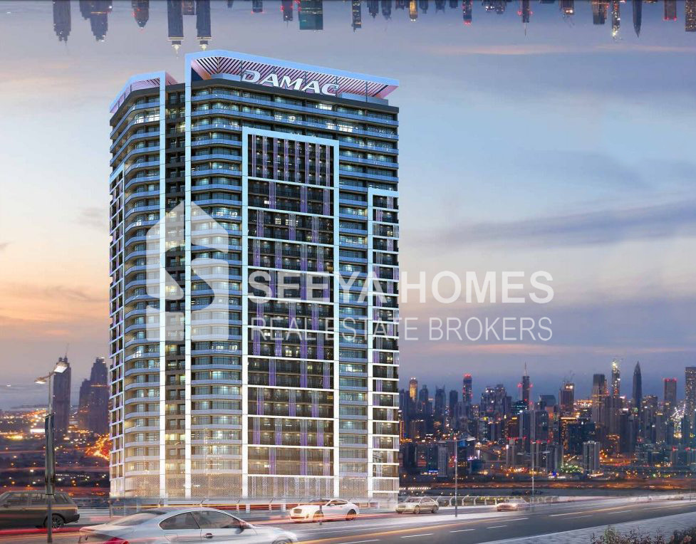 Luxury 1BR Post Handover Payment Plan ZADA | Damac