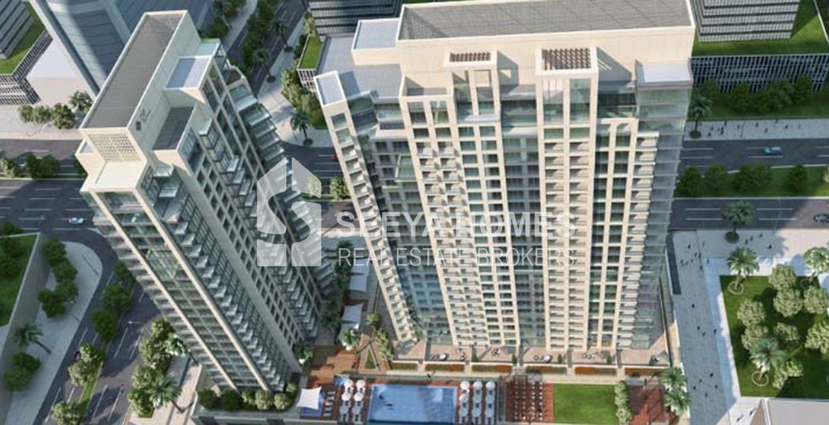 Attention Grabber! Bellevue Towers 2BHK 6 yrs PP