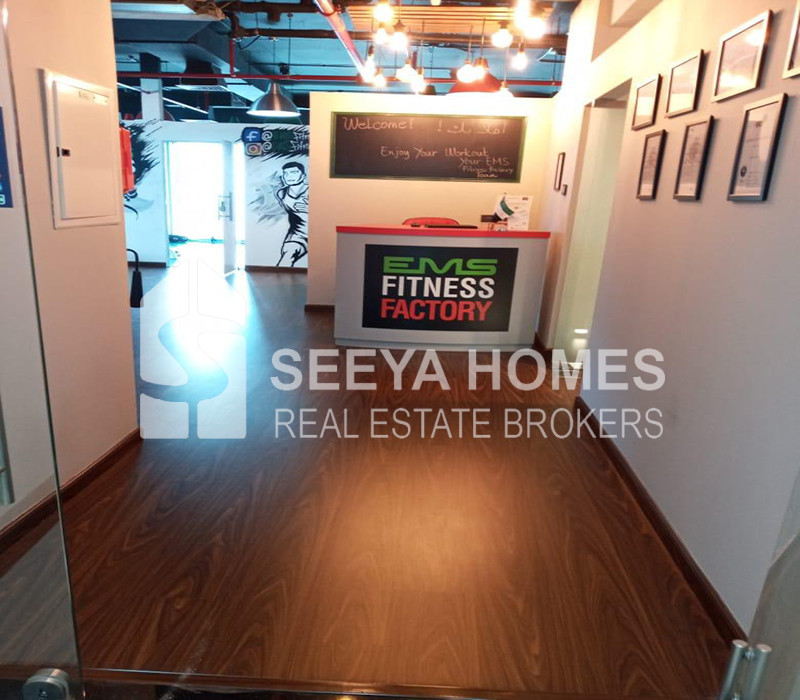 Exclusive Furnished Office available- Business Bay