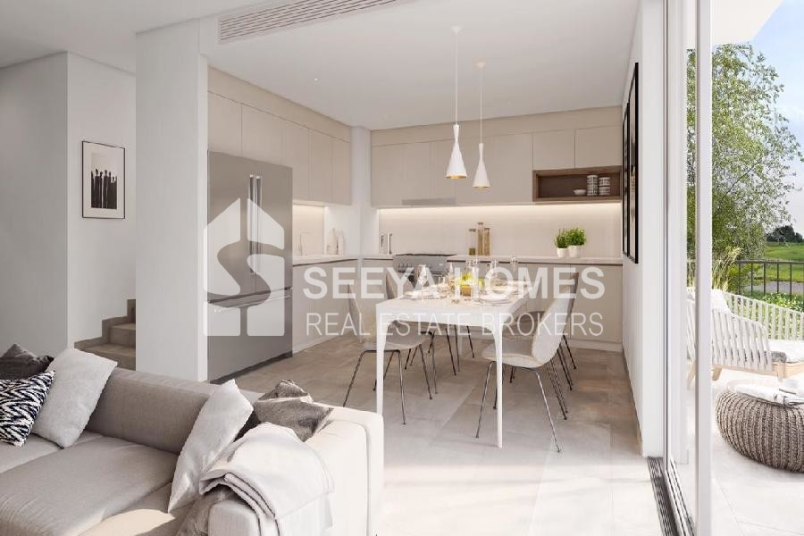 3 & 4 BR Townhouses with 3 yrs post-handover payment plan