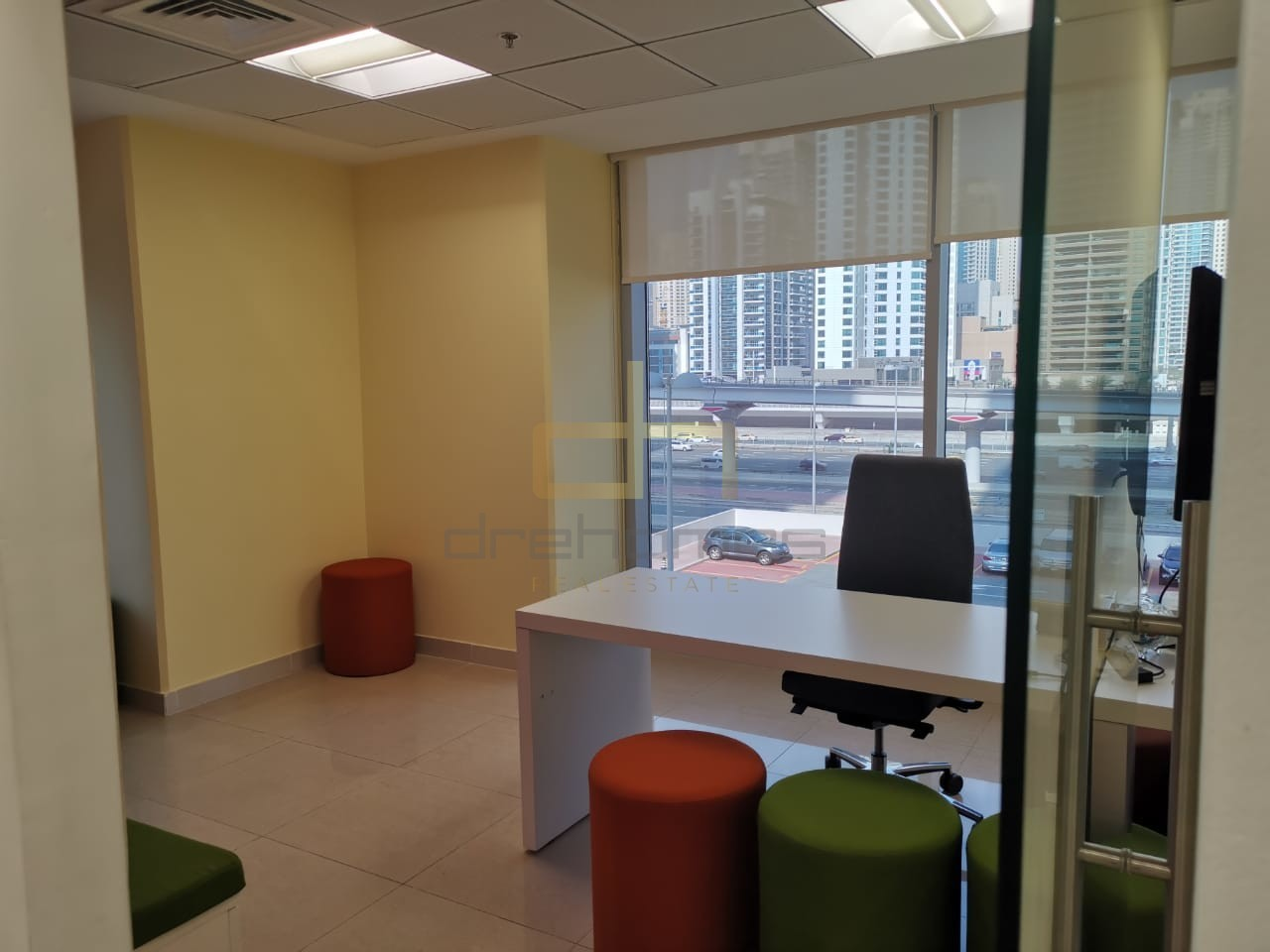 Ready to Move In Office For Sale | Near Metro
