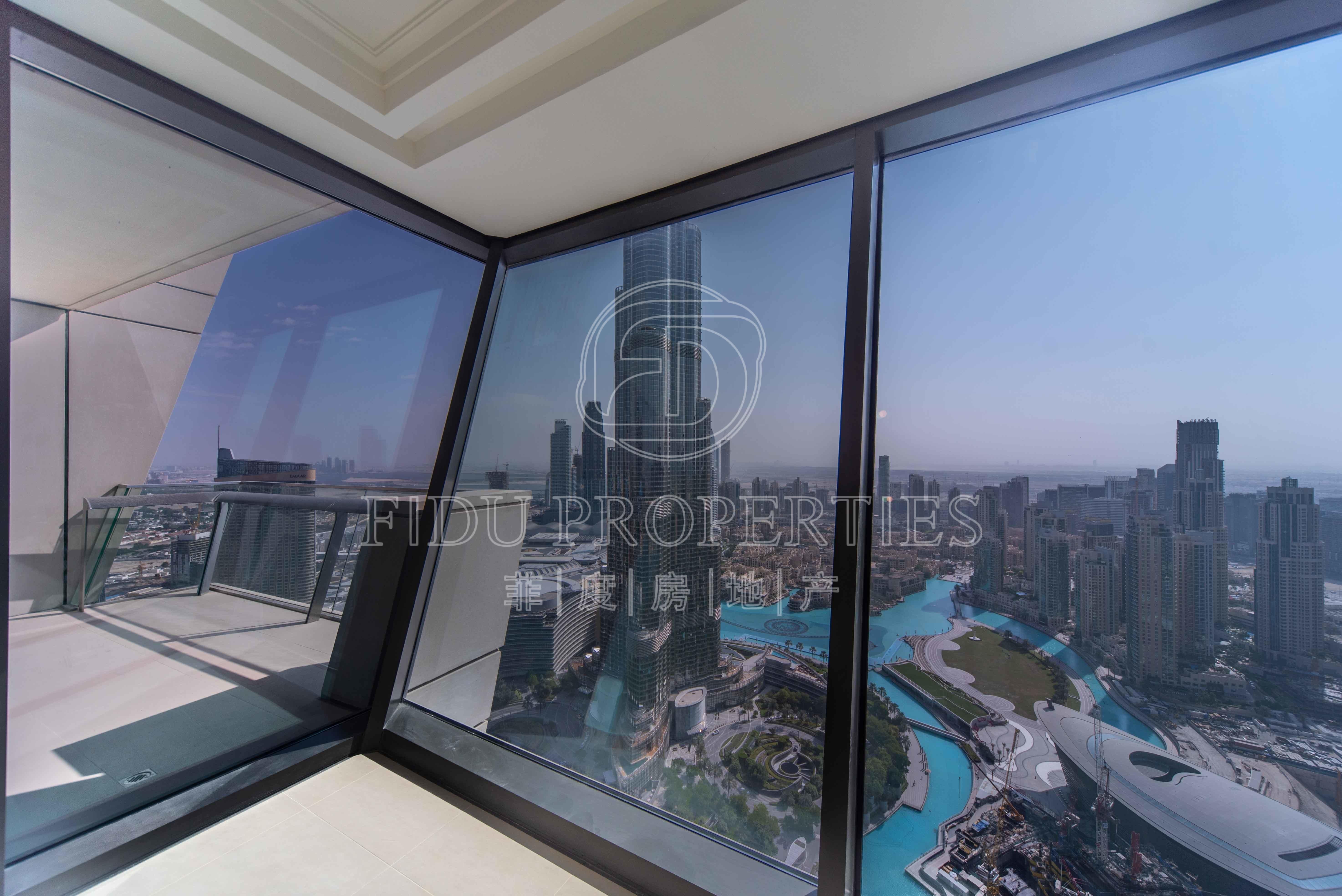 B/Khalifa and Fountain View | ...