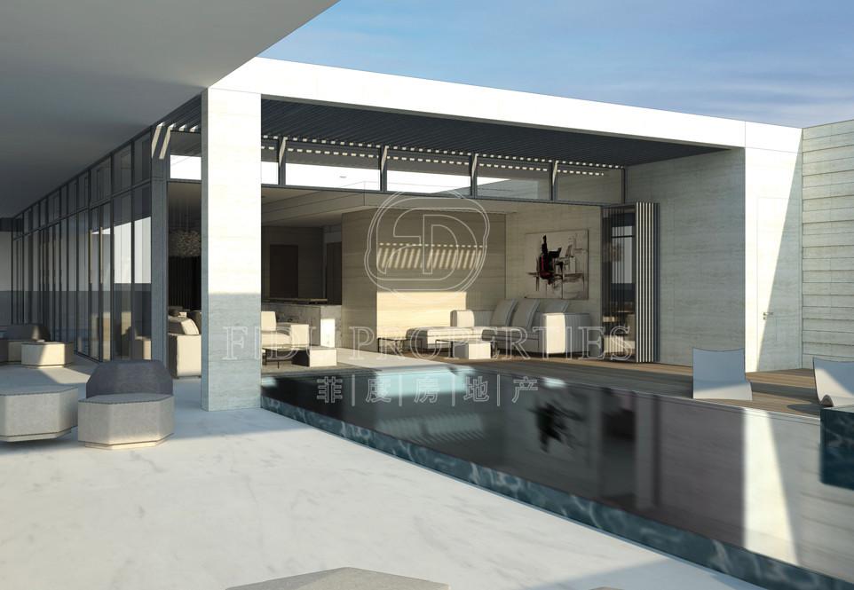 Luxury Beachfront  | 5 Yrs. Pa...