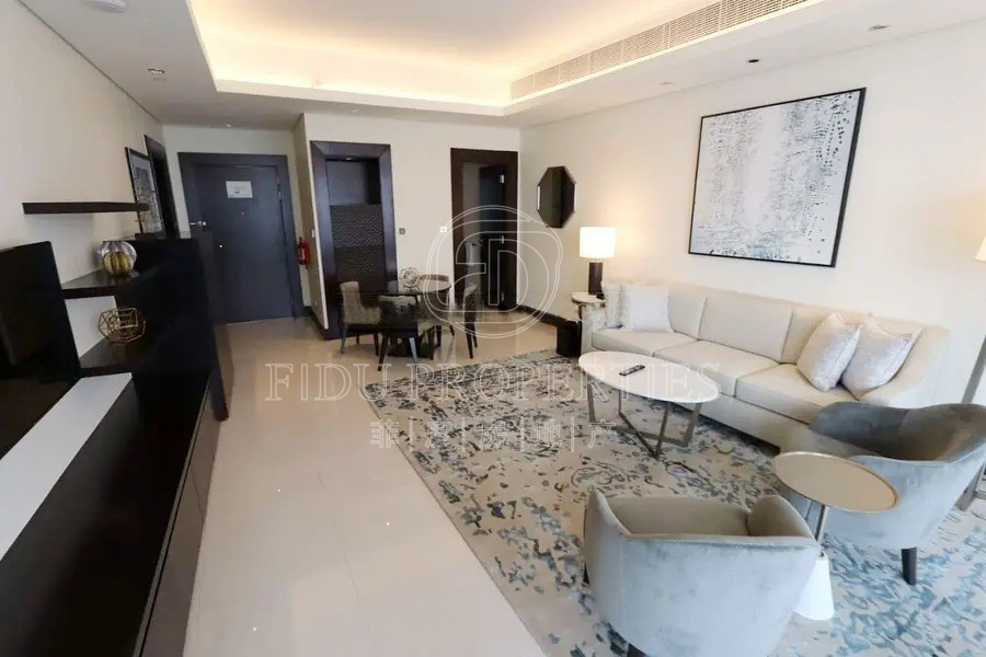 Fully Furnished | Lavish 1BR |...