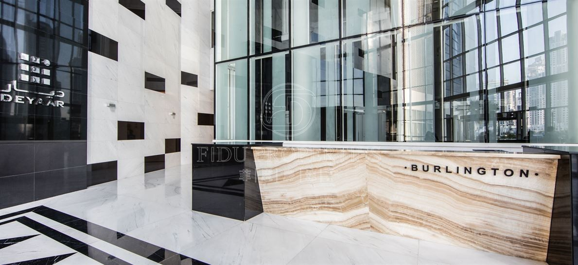 Fitted & Furnished | Mid Floor...