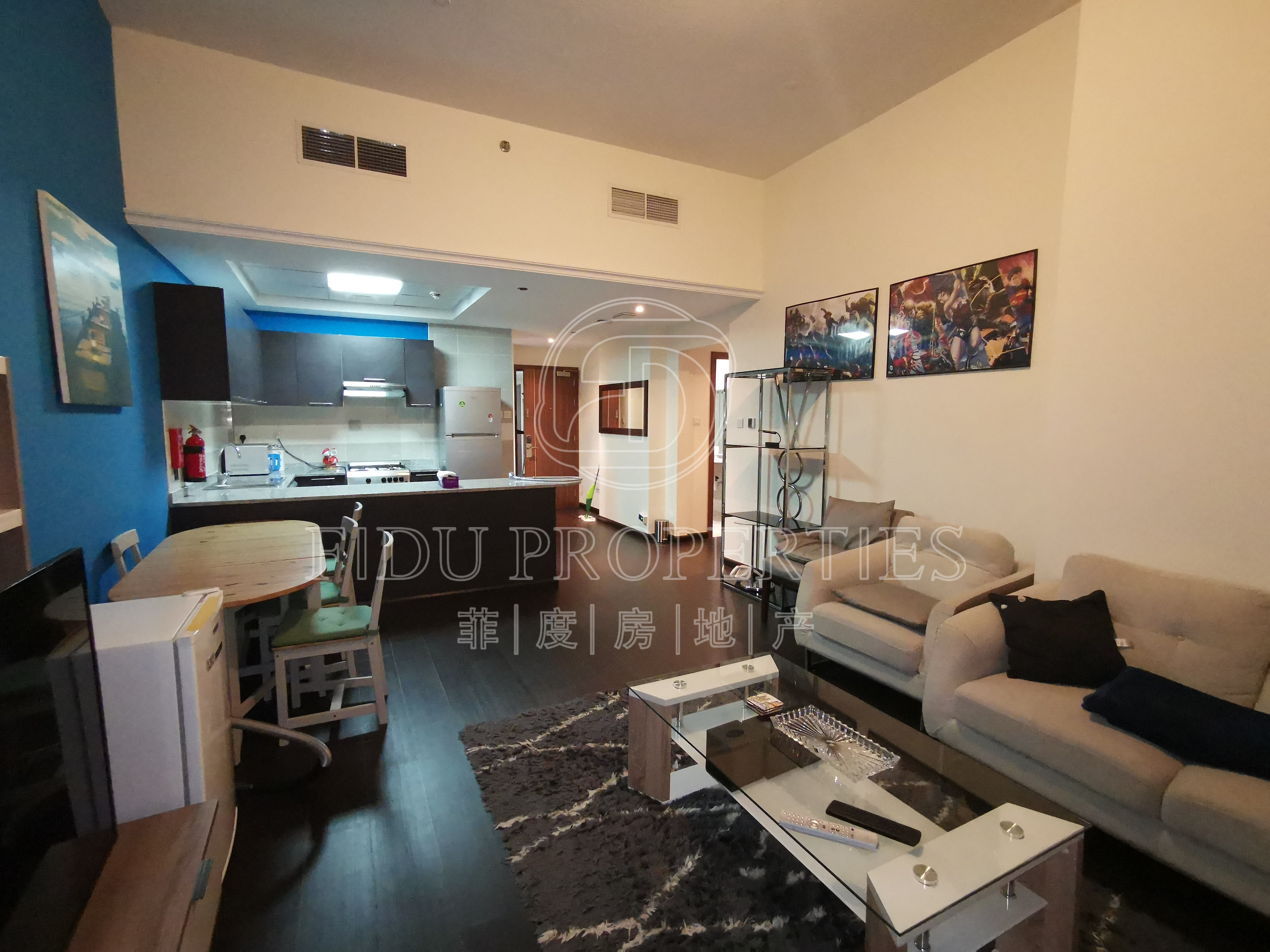 Furnished | Mid Floor | Great ...