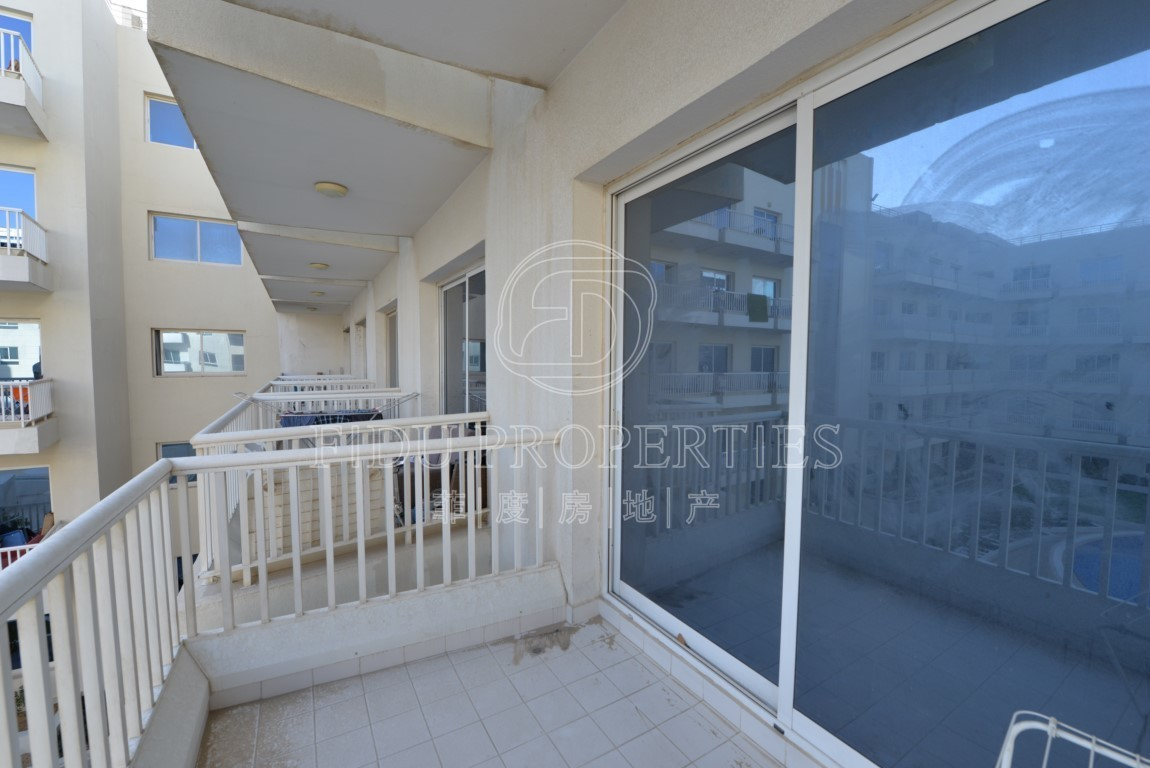 Fully Furnished I Huge Balcony...