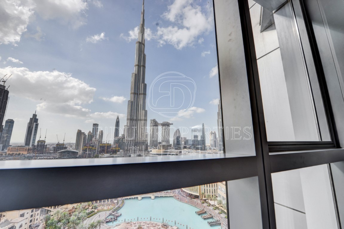 High Floor | Full Fountain Vie...