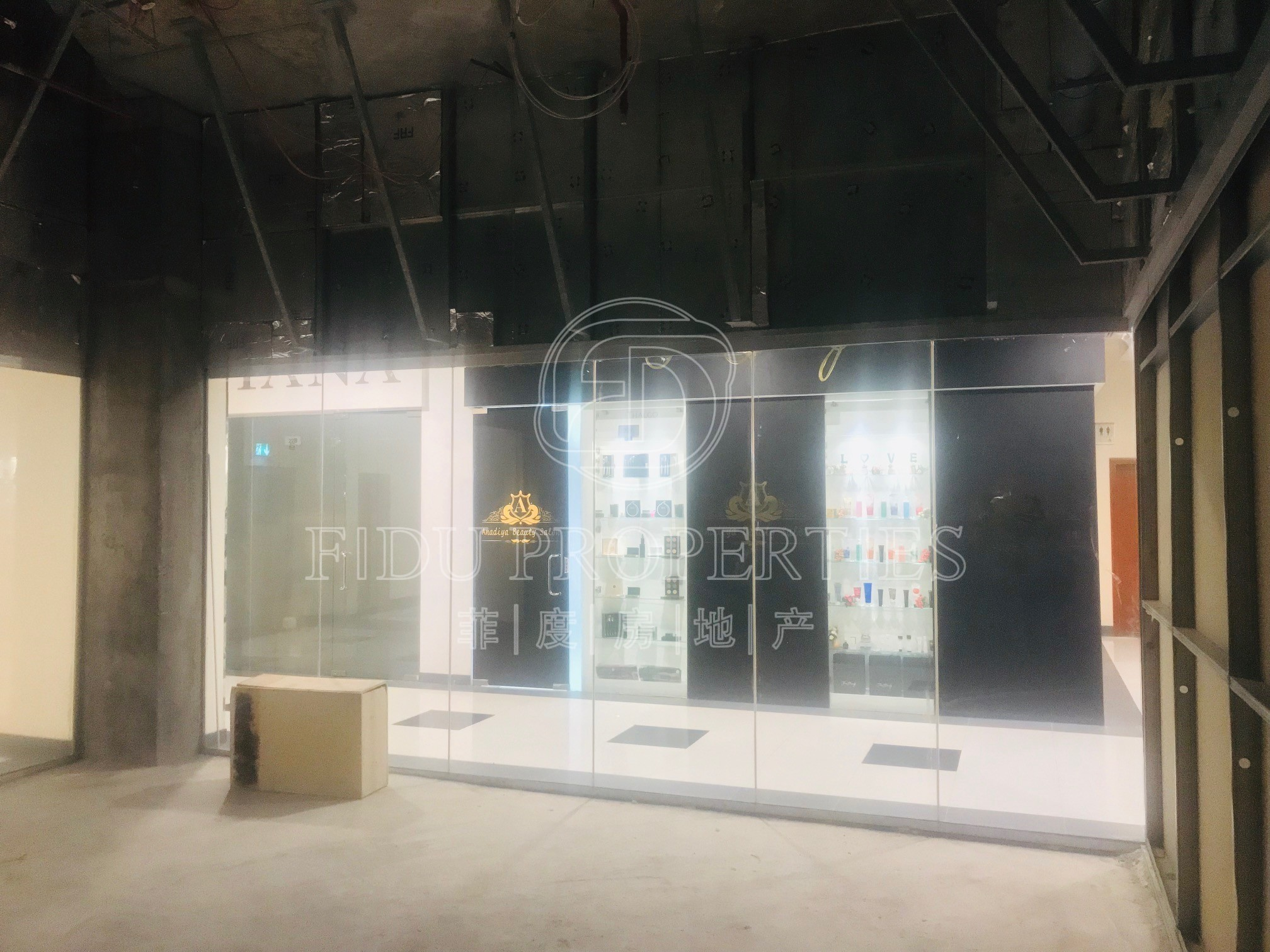 Shell and Core | Retail Space ...