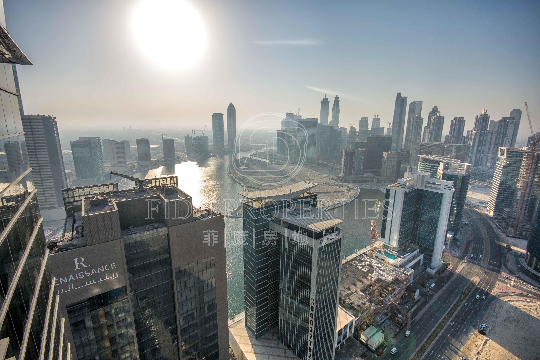 High Floor | Burj Khalifa View...