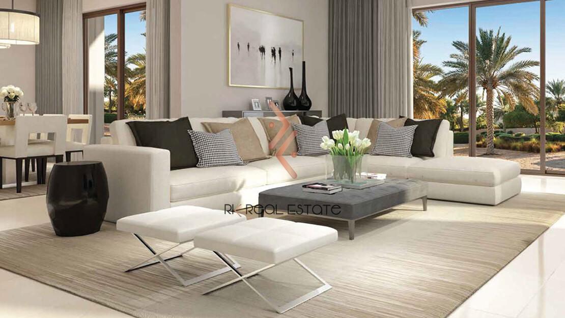 Contemporary Arabesque designed Villa