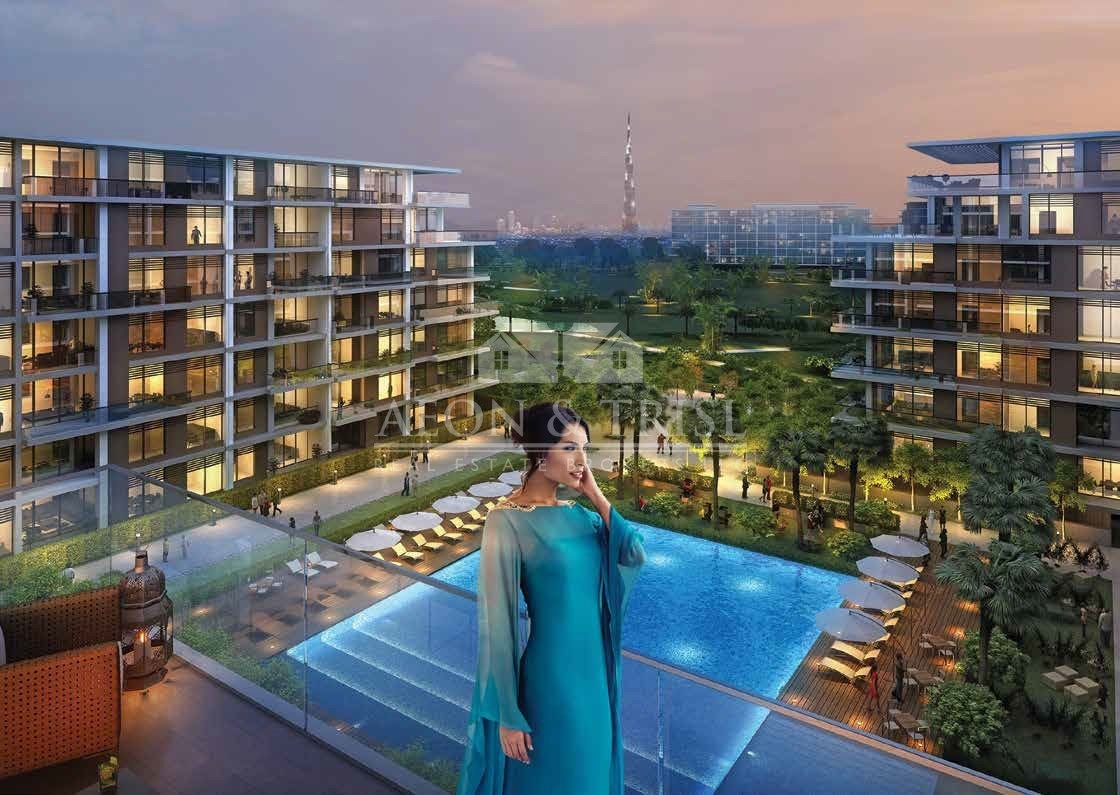 Brand New | Higher Floor | Chiller Free | Emaar
