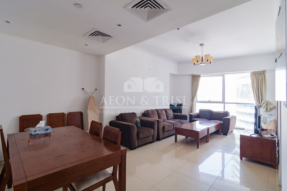Furnished 1 Bedroom in Saba 3 Ready To Move In