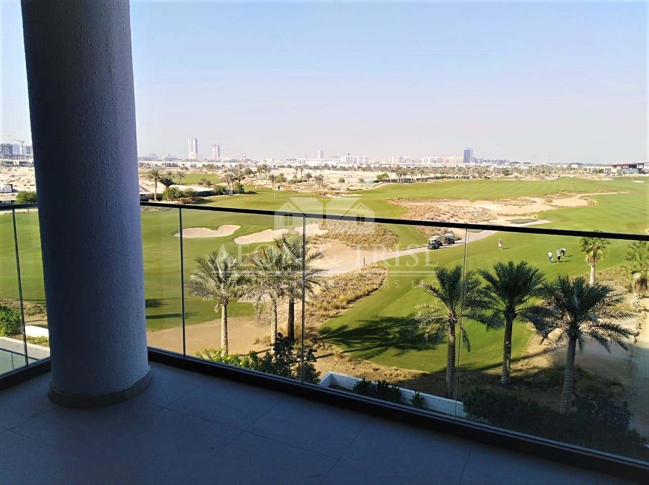 Full Golf View | High Floor | Fully Furnished