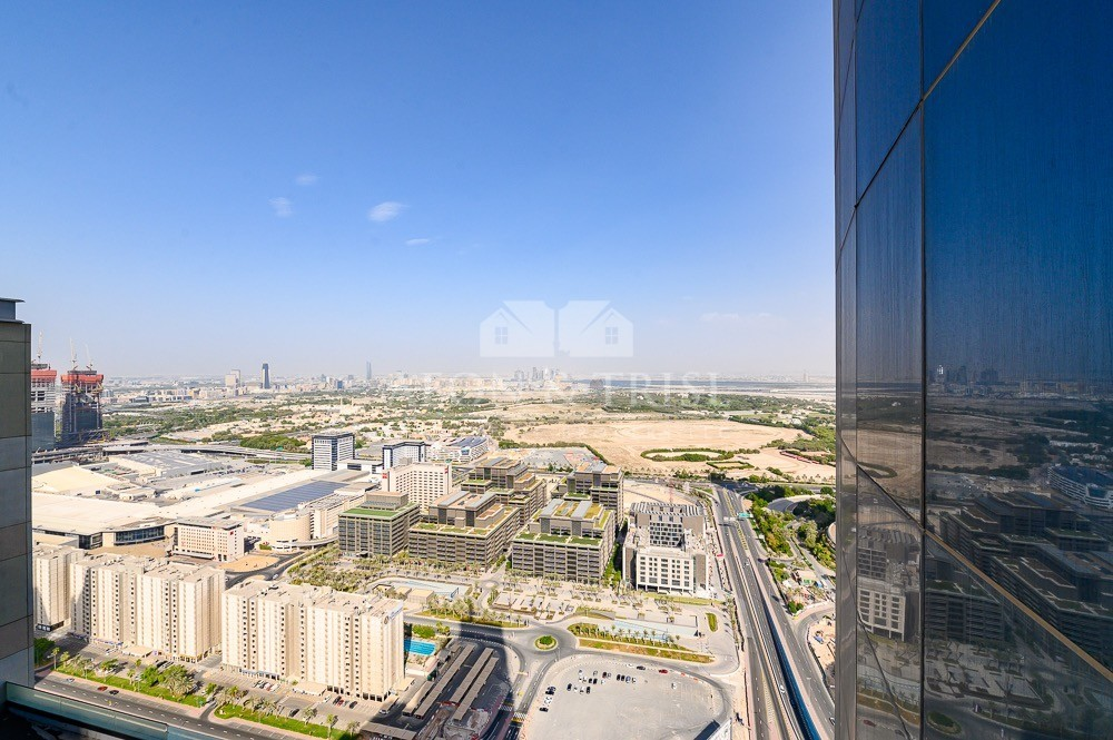 A 2 Bedroom with Large hall | Blue Tower, SZR