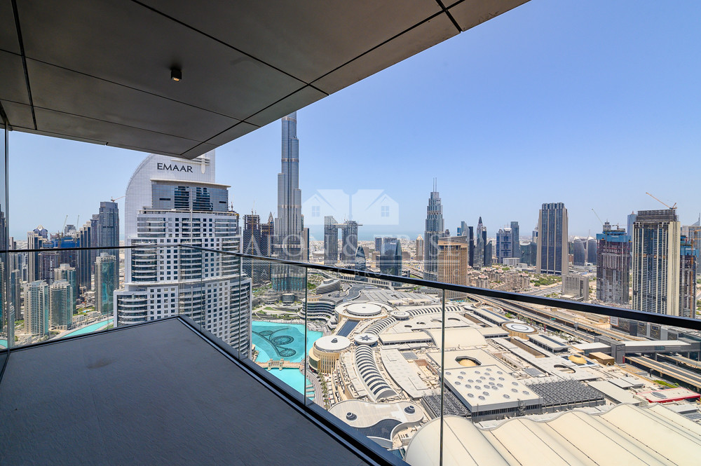 Higher Floor I Full Burj View I Vacant I Spacious