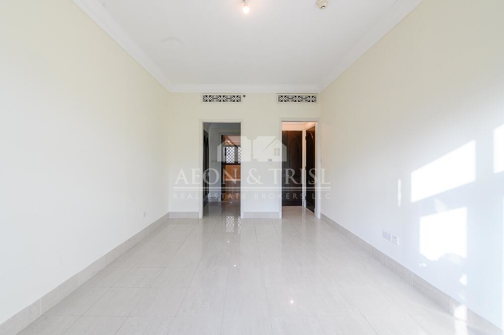 2 Bed with terrace  Close type Kitchen  Pool View
