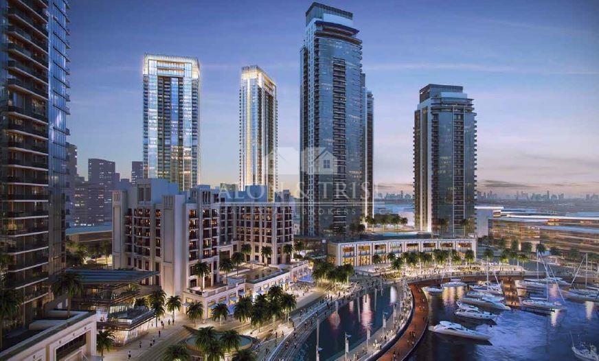 Lowest Price for Sale | Dubai Creek 1 Bedroom, Dubai Creek ...