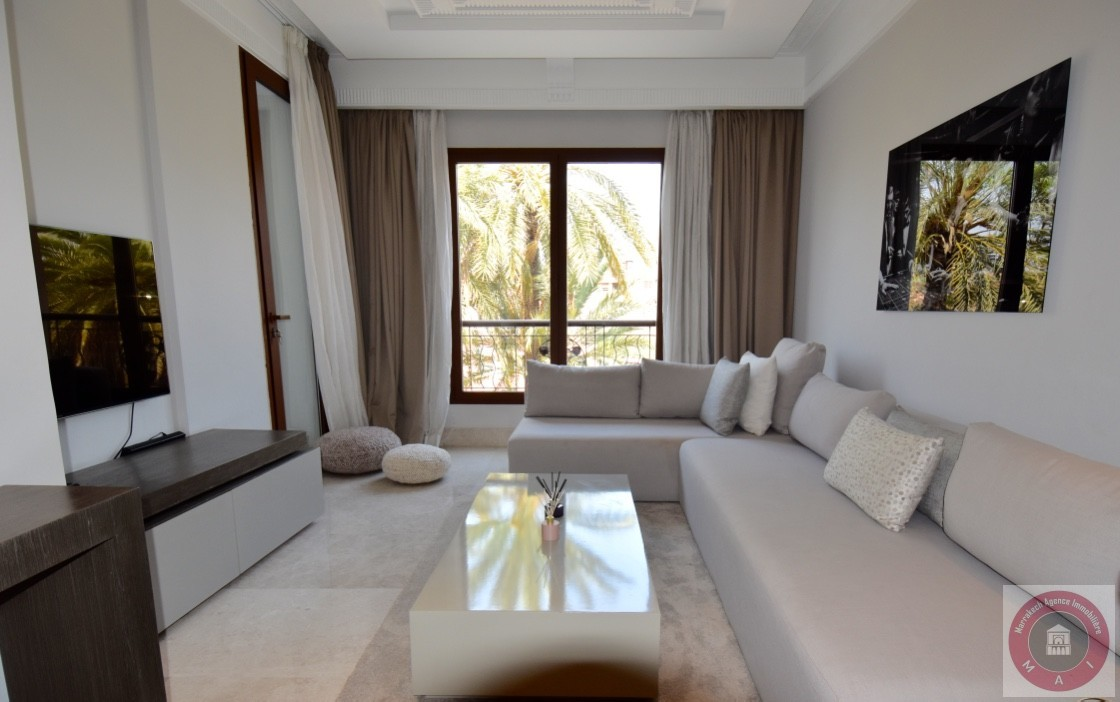 Location <strong>Appartement</strong> Marrakech Hivernage <strong>70 m2</strong>