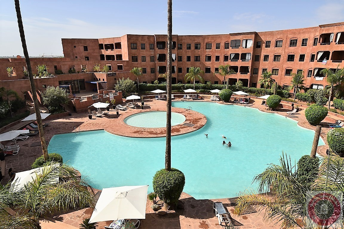 Vente <strong>Appartement</strong> Marrakech Palmeraie <strong>100 m2</strong>