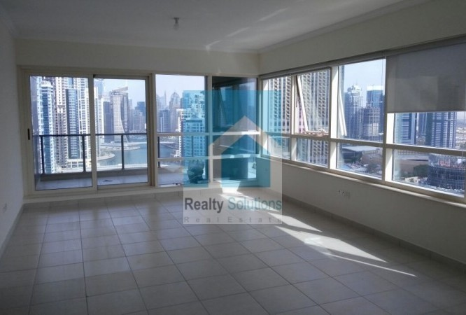 Full Marina View Beautiful 2BR Apt For Rent