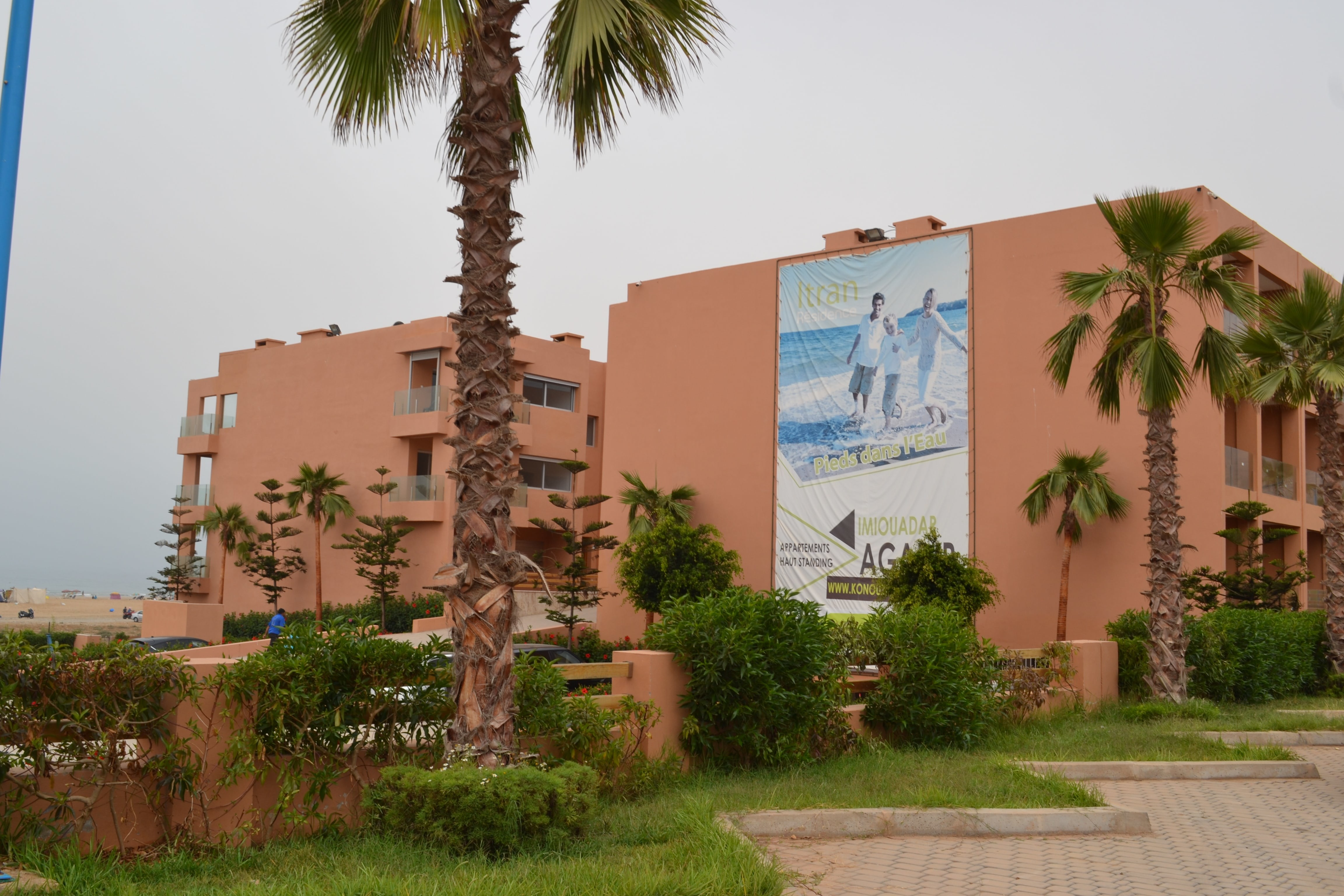 Vente <strong>Appartement</strong> Agadir Taghazout <strong>81 m2</strong>