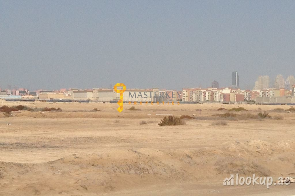 Invest | Exclusive Plot in Al Furjan
