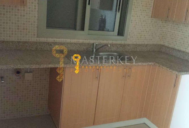 2 balconies with Closed Kitchen Spacious