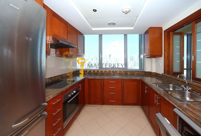 2 BR Full Golf Course View in Golf Tower 2