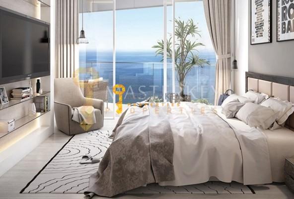 Palm View Unique 1 BED Hotel Apt by AZIZI