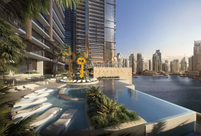Stunning Marina View Villas by Year End